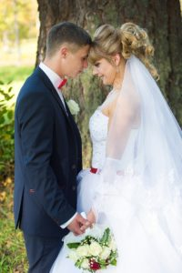 Ботанический сад фотосессия свадьбы