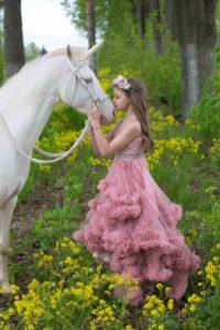Заказать фотосесси с лошадью