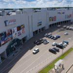 Интерьерная фотосъемка торгового центра