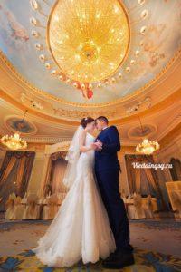 Лучшие свадебные фотосессии Москве