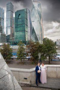 Москва сити места для фотосессий
