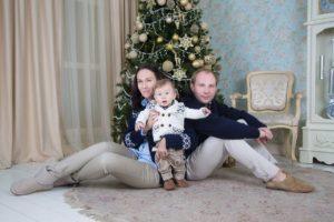 Новогодние фотосессии в Москве