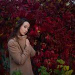 Осенние фотосессии на природе девушки