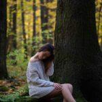 Осенняя фотосессия в лесу