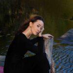 Осенняя фотосессия у озера