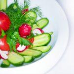 Предметная фотосъемка еды