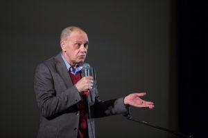 Репортажная фотосъемка на творческий вечер в Москве
