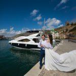 Свадебная фотосессия Крым
