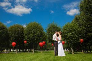 Свадебных фотографов в Сергиевом Посаде