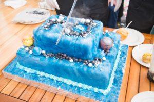 Торт на выпускной 11 класса
