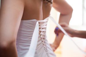 Фотографии сборов невесты