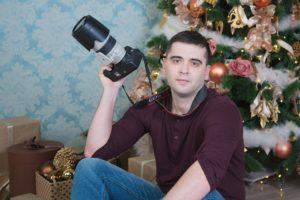 Фотограф в Москве