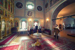 Фотограф на крестины в Красноармейске