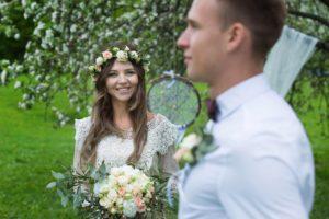 Фотограф на свадьбу в Раменском