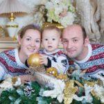 Фотосессии новогодние семейные 17 18 в Москве