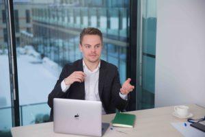 Фотосъемка бизнес портрета деловая фотосъемка