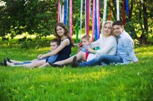 образы для семейной фотосессии