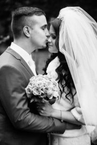 Свадебная фотосъемка в Крокус Сити Молл