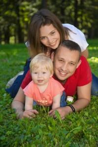 семейная фотосессия в Звенигороде