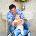 семейные фотосессии с детьми