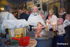 Фотограф крещение Москва