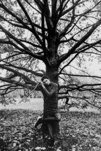 Фотосеессия осенью