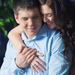 love story фотосессия в Одинцово