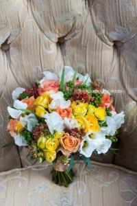 Цена услуги флориста на свадьбу