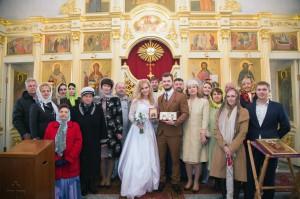 Фотограф на таинство венчания