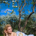 Фотосессия с совой