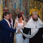 Фотограф на венчание в Химках