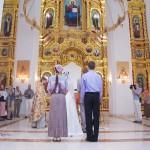 Венчание в церкви Москва фото 1