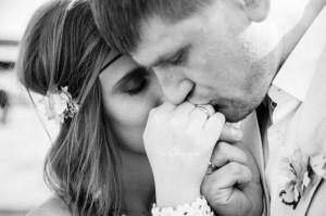 Свадебные фотографии в стиле Кантри