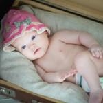 Портрет грудного ребенка
