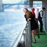 фотосессия на корабле в Москве
