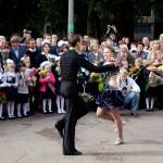 Репортажный фотограф в Москве в школу