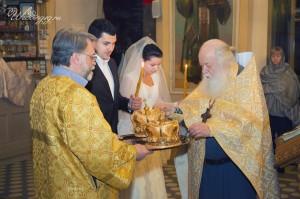 Фотограф на венчание в Звенигороде