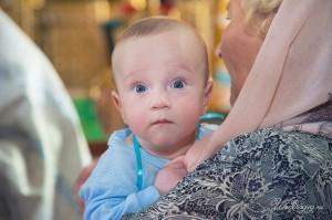 Семейный фотограф на крещение в Москве