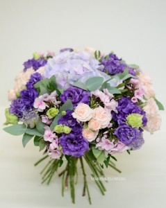 Флорист на свадьбу