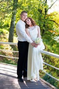Свадебный и семейный фотограф в Голицыно