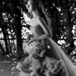 фотосессия в пышном платье
