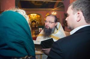 Фотосъемка крестин в Звенигороде
