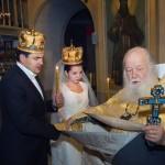 Красивые фотографии венчания в Москве