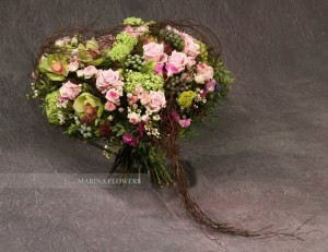 услуги флориста на свадьбу