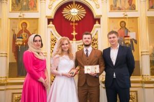 Фотограф на венчание в Измайлово