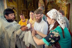 Лучший фотограф на крещение в Москве