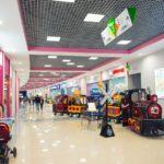 Заказать интерьерную фотосъемку в Москве торгового центра