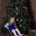 Новогодние фотосессии детей в Москве