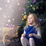 Новогодние фотосессии детей в студии