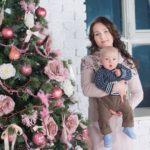 Новогодние фотосессии с детьми